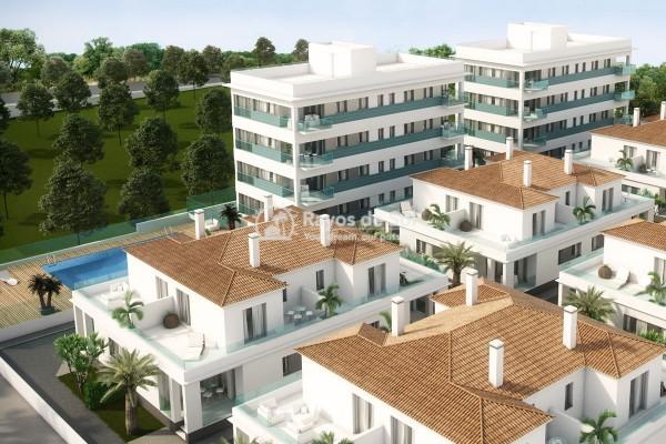 Modern apartments  in Villamartin, Costa Blanca (VIORMDVA3-2) - 2