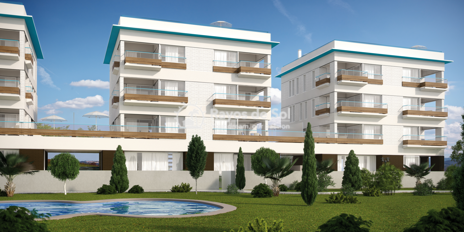 Modern apartments  in Villamartin, Costa Blanca (VIORMDVA3-2) - 1