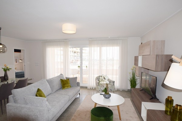 apartment  in Villamartin, Orihuela Costa, Costa Blanca (Vista Azul 29 3D apt) - 4
