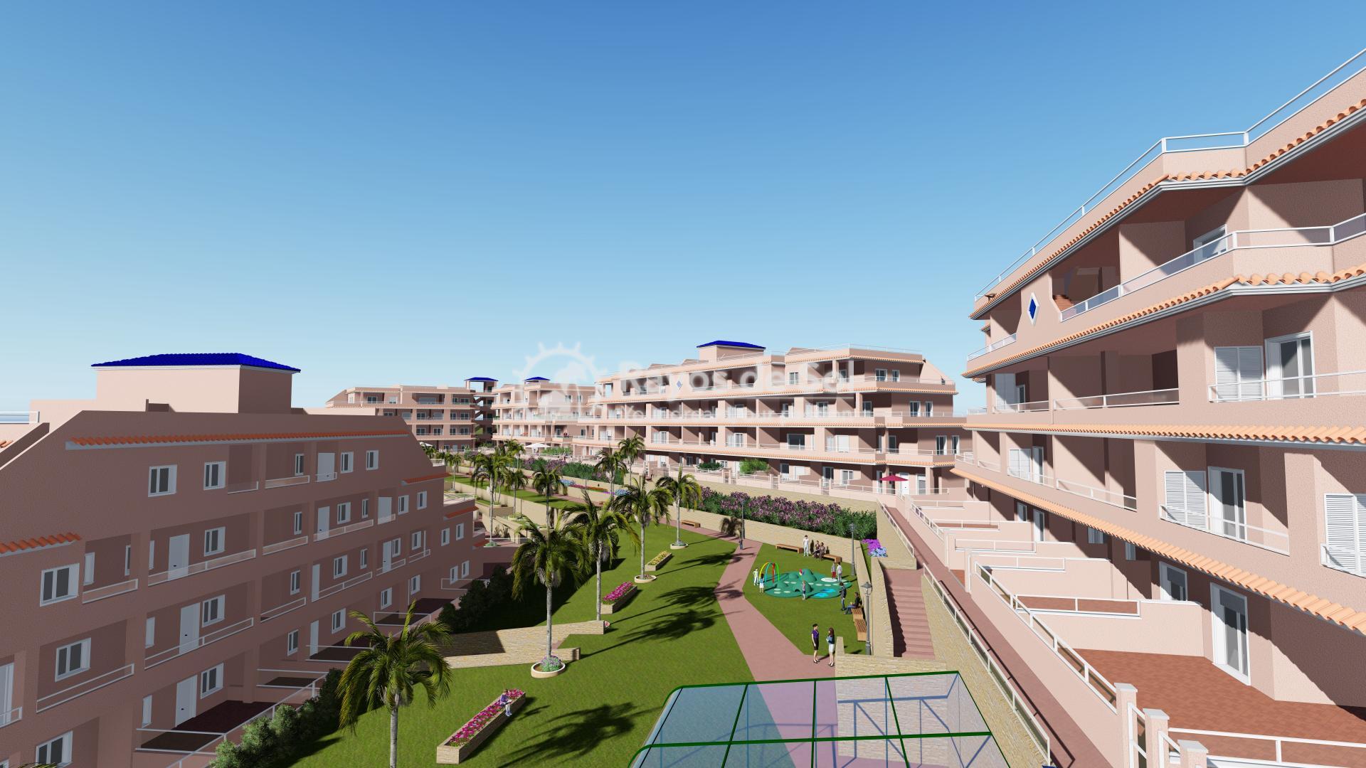 apartment  in Villamartin, Orihuela Costa, Costa Blanca (Vista Azul 29 3D apt) - 22