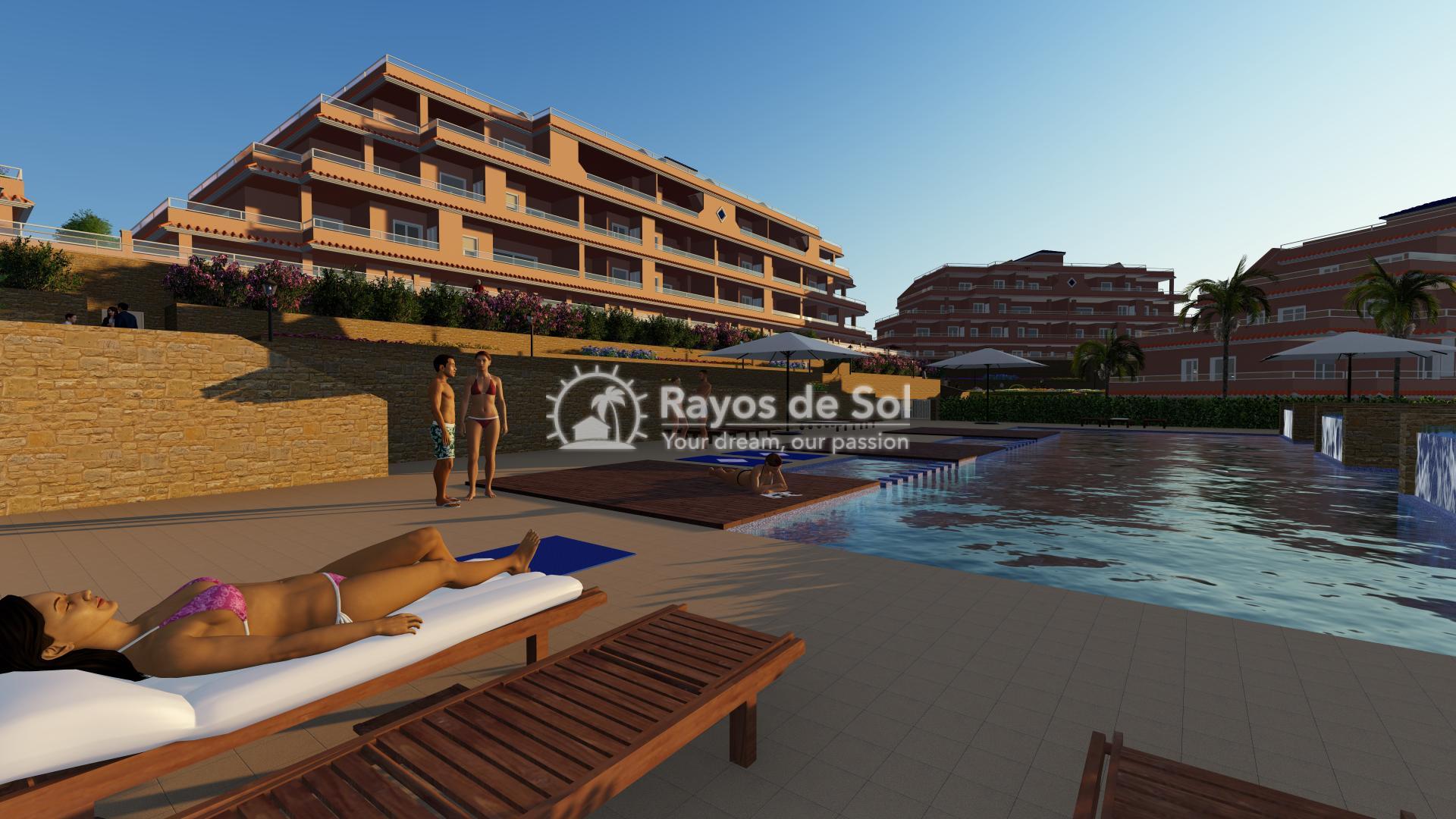 apartment  in Villamartin, Orihuela Costa, Costa Blanca (Vista Azul 29 3D apt) - 24