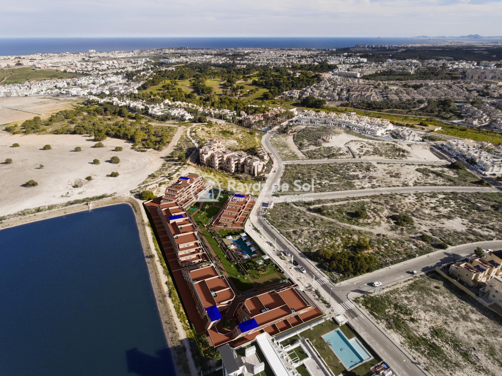 apartment  in Villamartin, Orihuela Costa, Costa Blanca (Vista Azul 29 3D apt) - 25