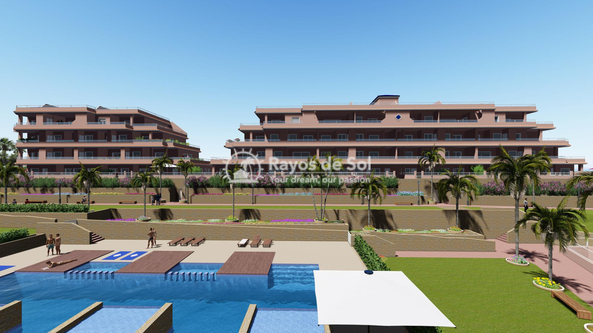 apartment  in Villamartin, Orihuela Costa, Costa Blanca (Vista Azul 29 3D apt) - 26