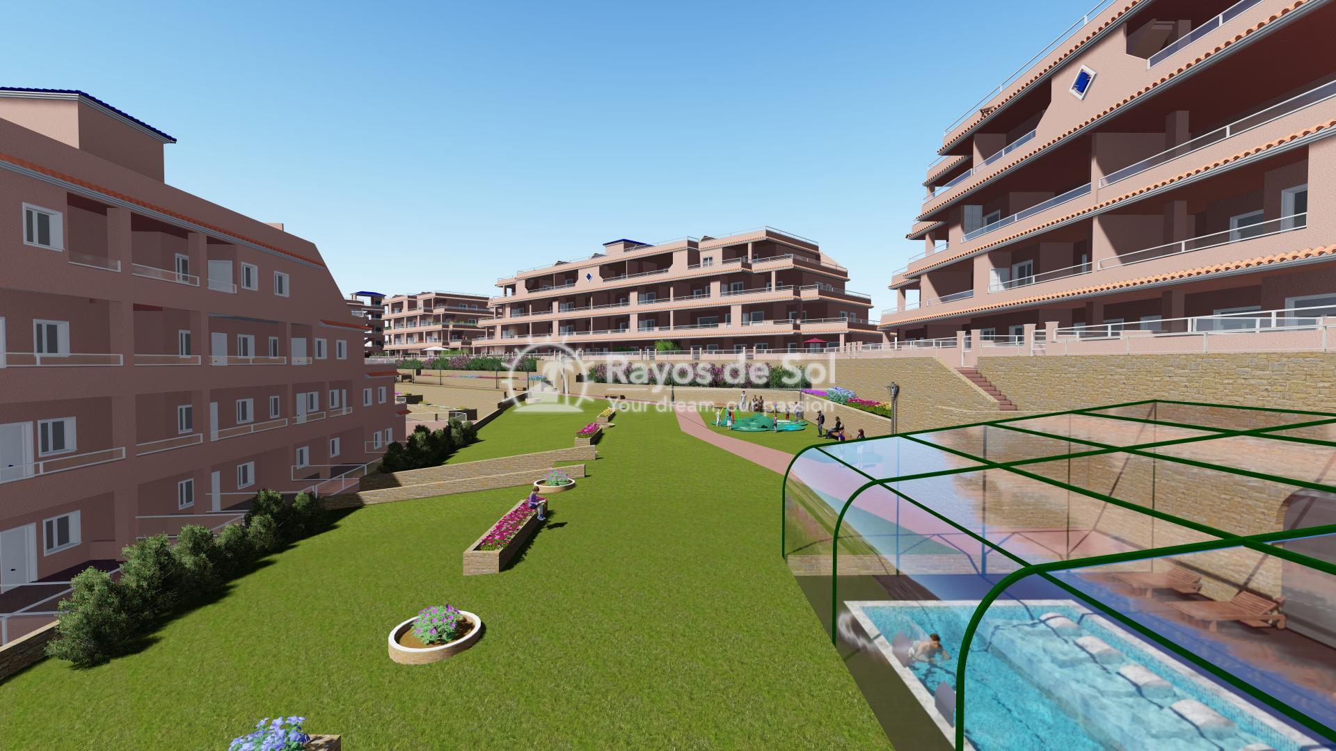 apartment  in Villamartin, Orihuela Costa, Costa Blanca (Vista Azul 29 3D apt) - 27