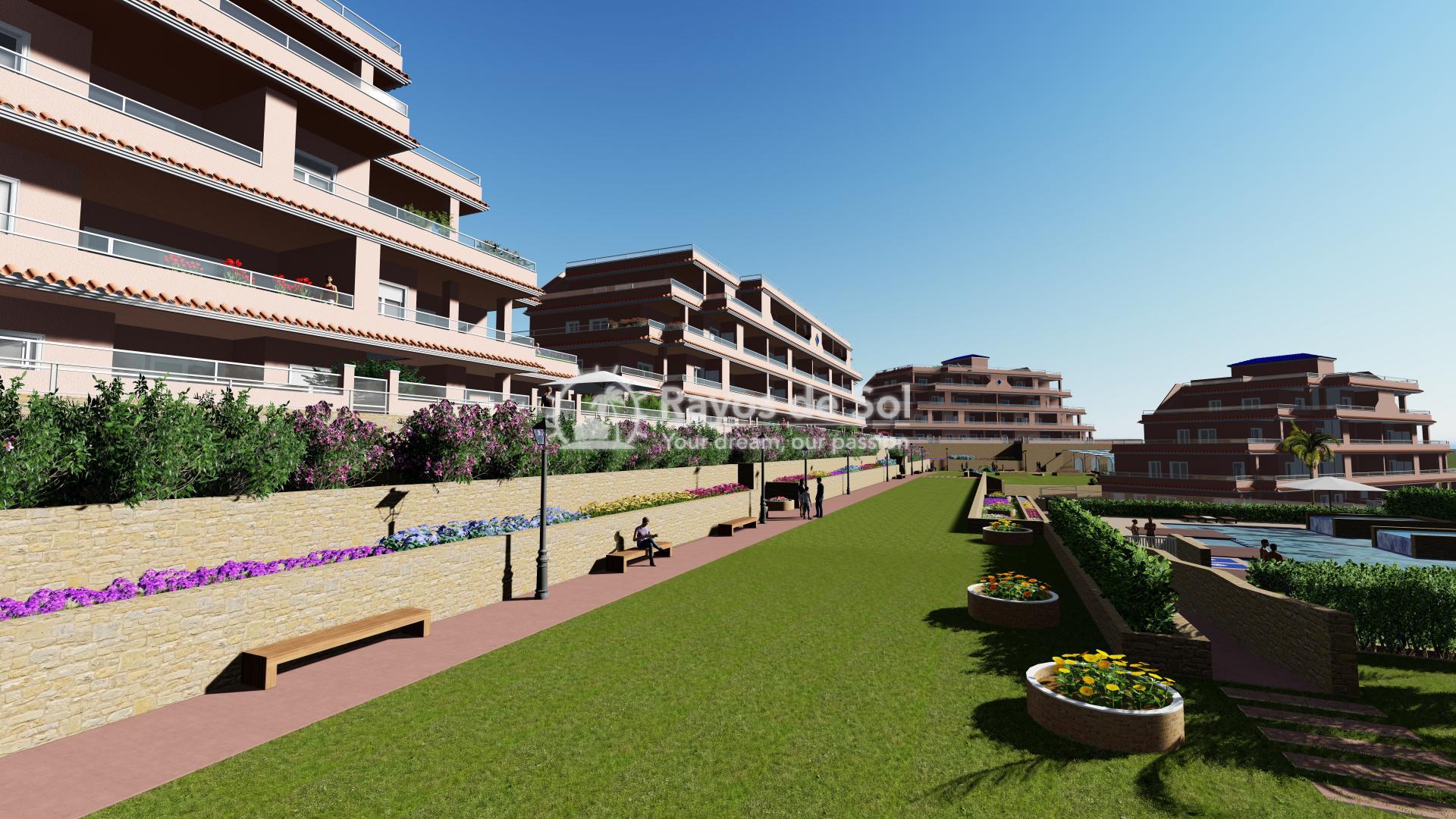 apartment  in Villamartin, Orihuela Costa, Costa Blanca (Vista Azul 29 3D apt) - 28