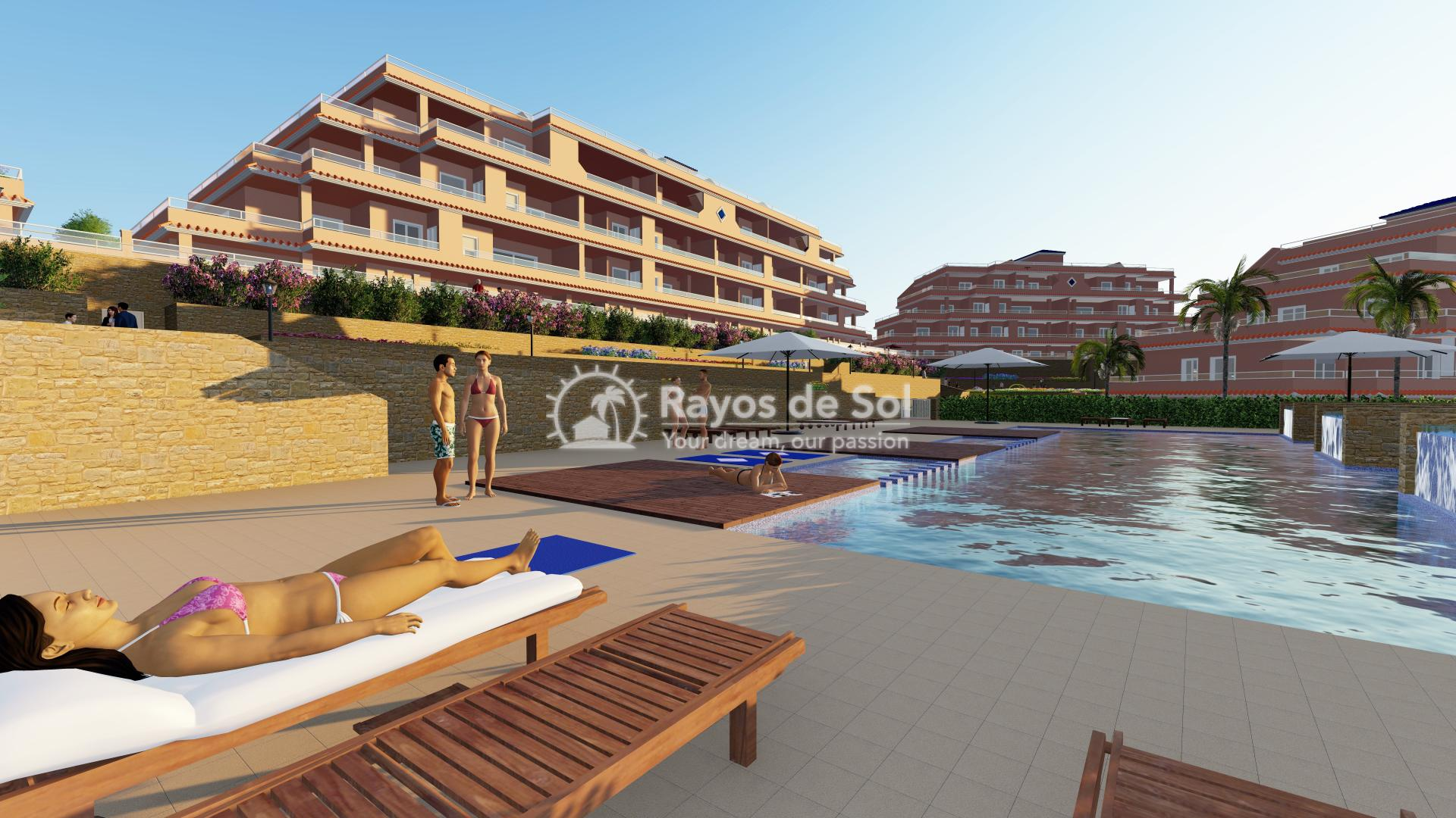apartment  in Villamartin, Orihuela Costa, Costa Blanca (Vista Azul 29 3D apt) - 29