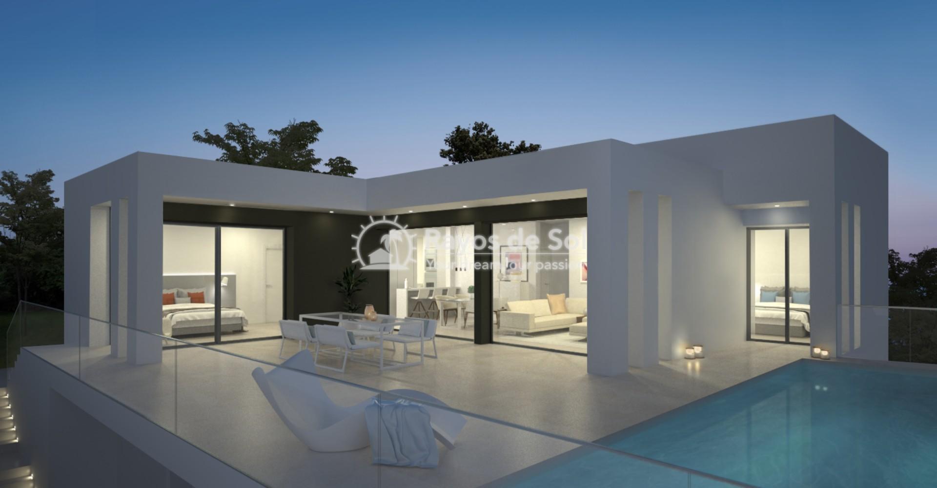 Villa with fantastic views in Cumbre del Sol, Benitachell, Costa Blanca (BEVAMASHI) - 1
