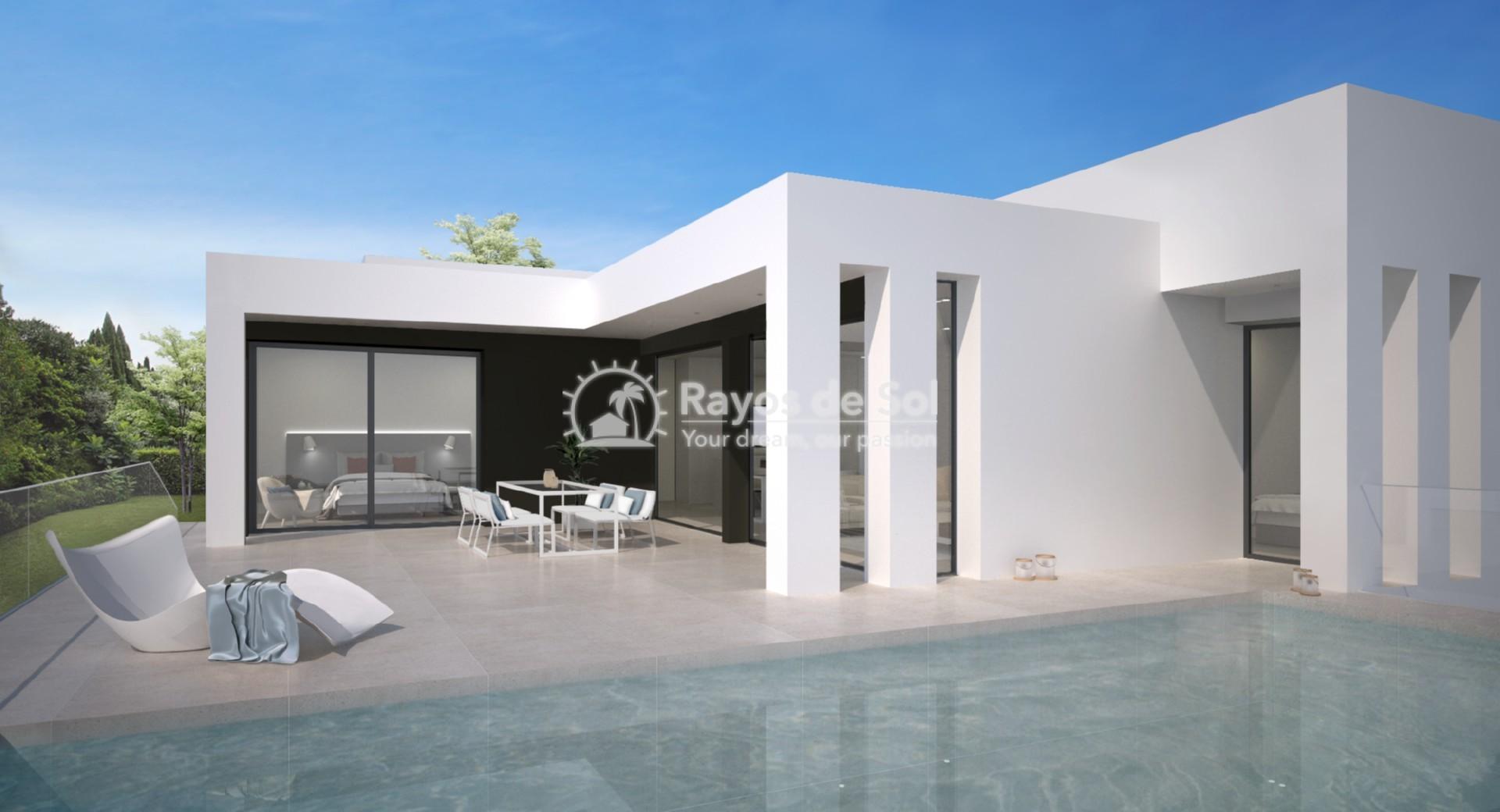 Villa with fantastic views in Cumbre del Sol, Benitachell, Costa Blanca (BEVAMASHI) - 2