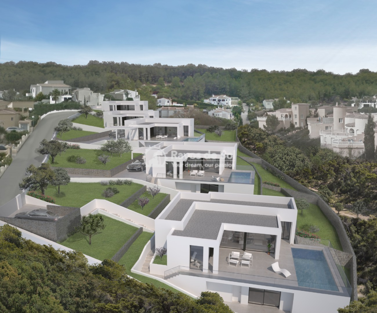 Villa with fantastic views in Cumbre del Sol, Benitachell, Costa Blanca (BEVAMASHI) - 9