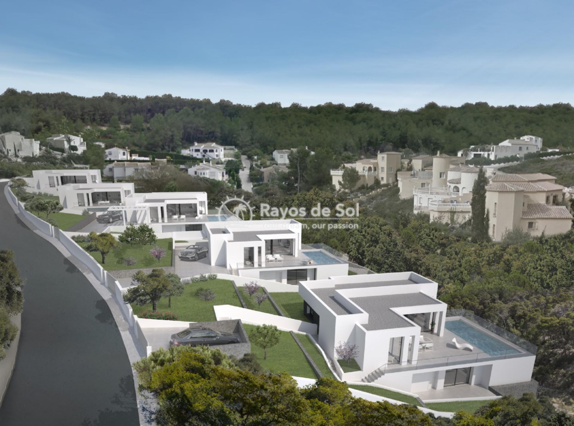 Villa with fantastic views in Cumbre del Sol, Benitachell, Costa Blanca (BEVAMASHI) - 10