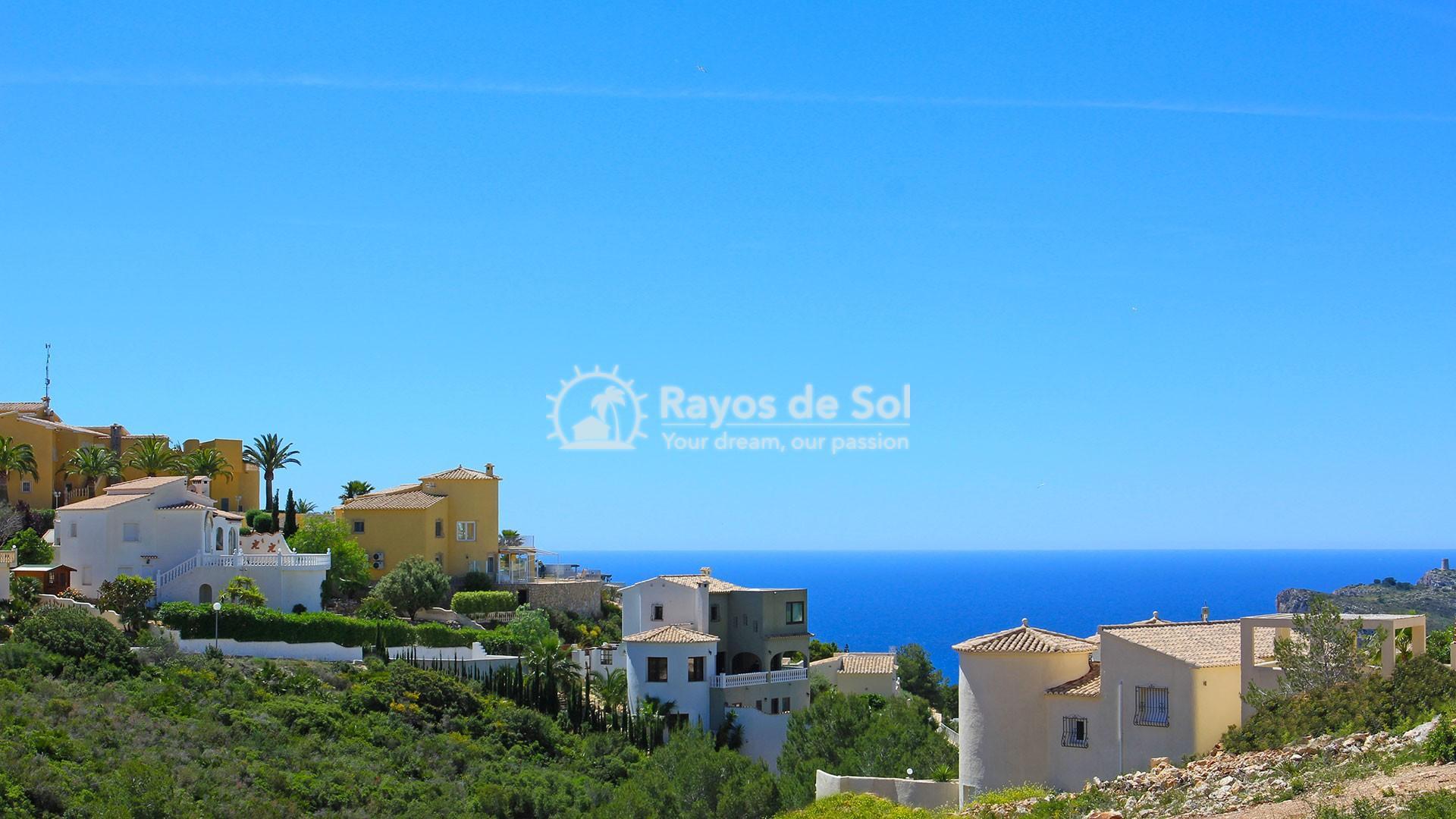 Villa with fantastic views in Cumbre del Sol, Benitachell, Costa Blanca (BEVAMASHI) - 5