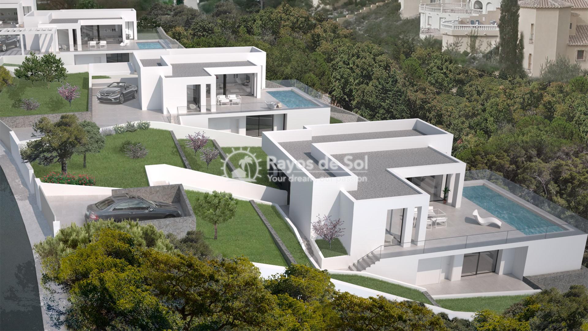Villa with fantastic views in Cumbre del Sol, Benitachell, Costa Blanca (BEVAMASHI) - 8