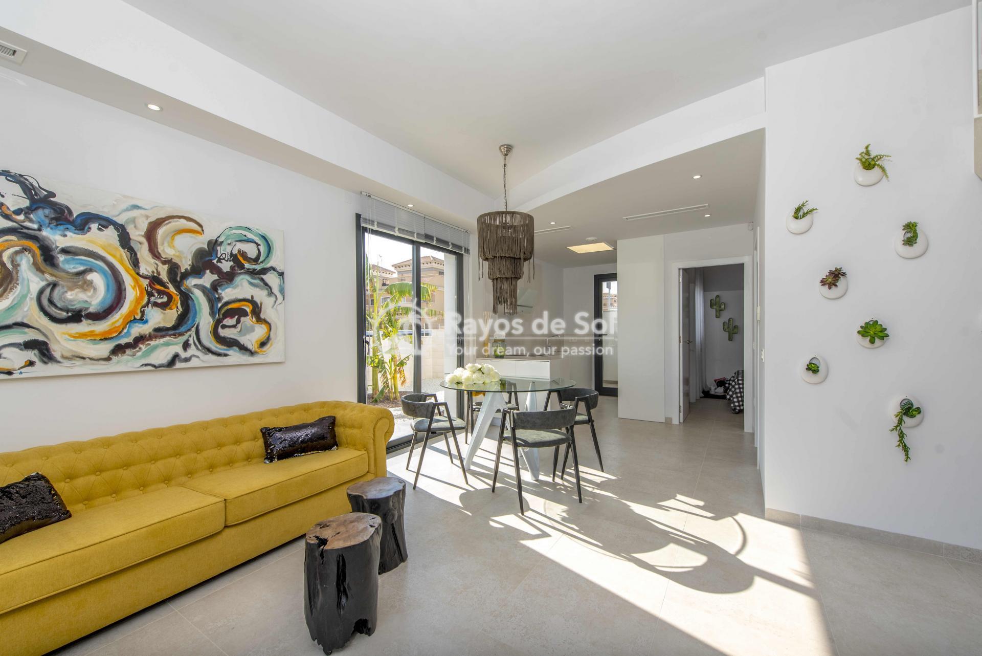 Modern villa  in Villamartin, Costa Blanca (VIHEH3-3) - 5