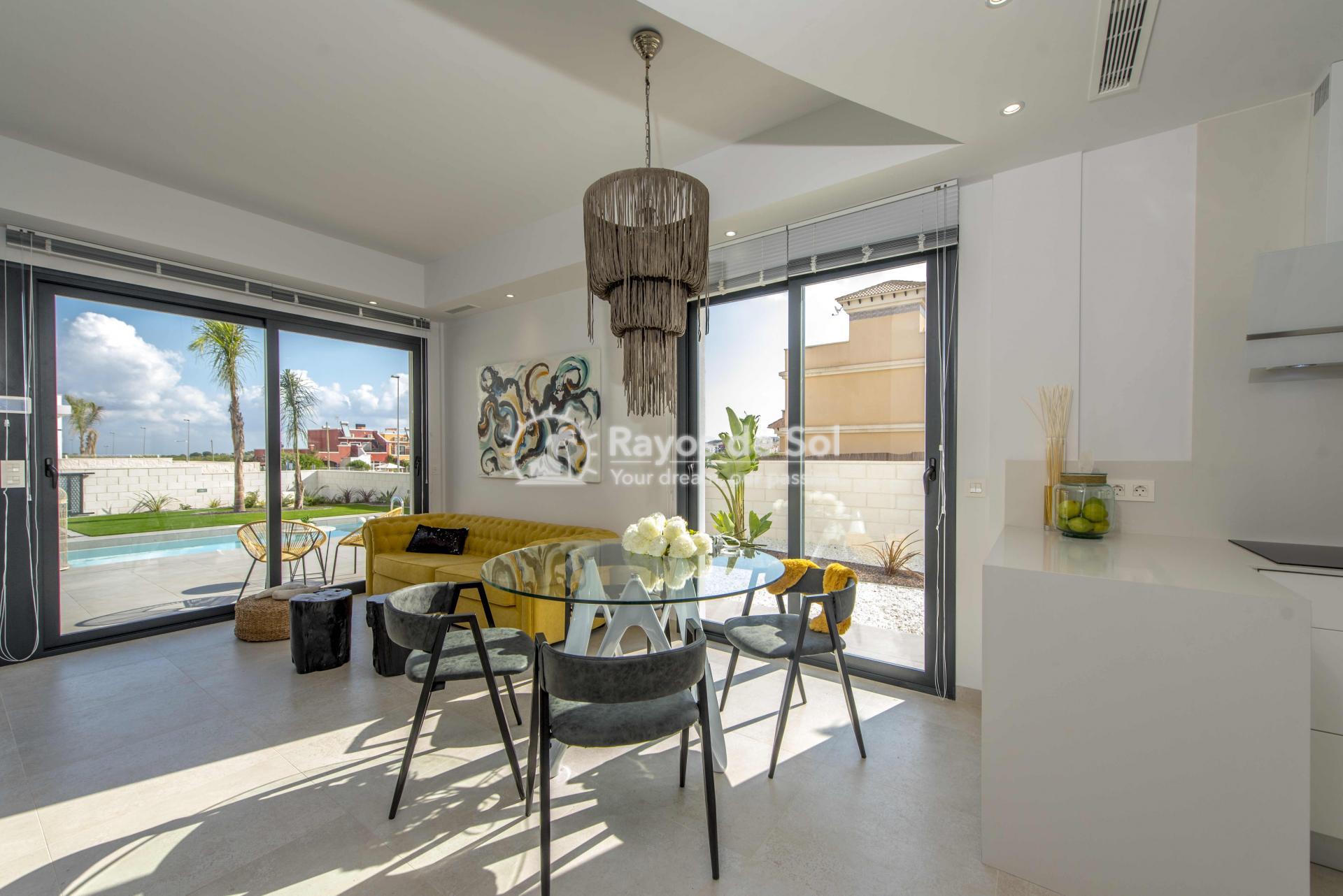 Modern villa  in Villamartin, Costa Blanca (VIHEH3-3) - 9