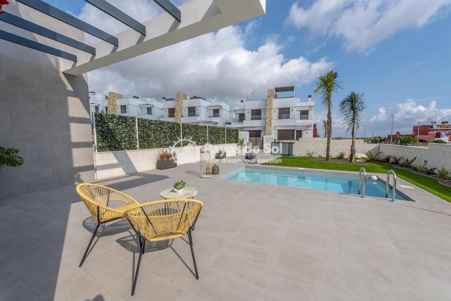 Modern villa  in Villamartin, Costa Blanca (VIHEH3-3) - 38