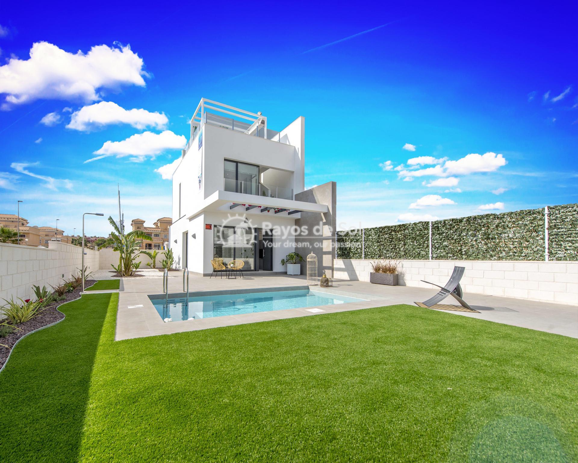 Modern villa  in Villamartin, Costa Blanca (VIHEH3-3) - 1