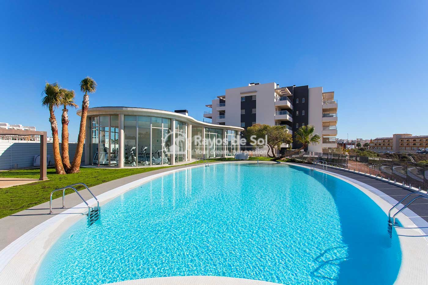Apartment  in Villamartin, Costa Blanca (VIURGH3-2A) - 1