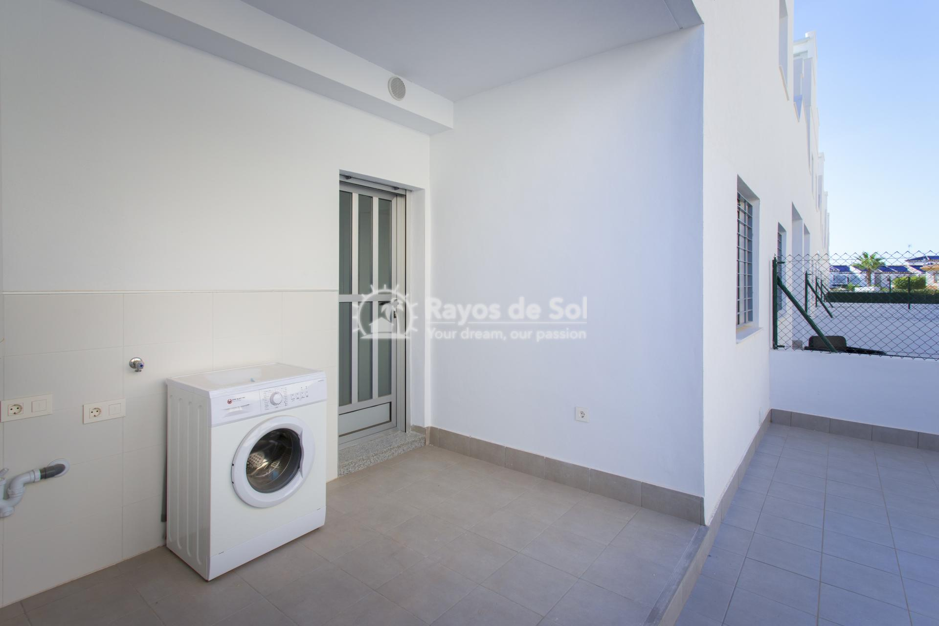 Ground floor apartment  in La Florida, Orihuela Costa, Costa Blanca (LFLOP2-2B) - 21