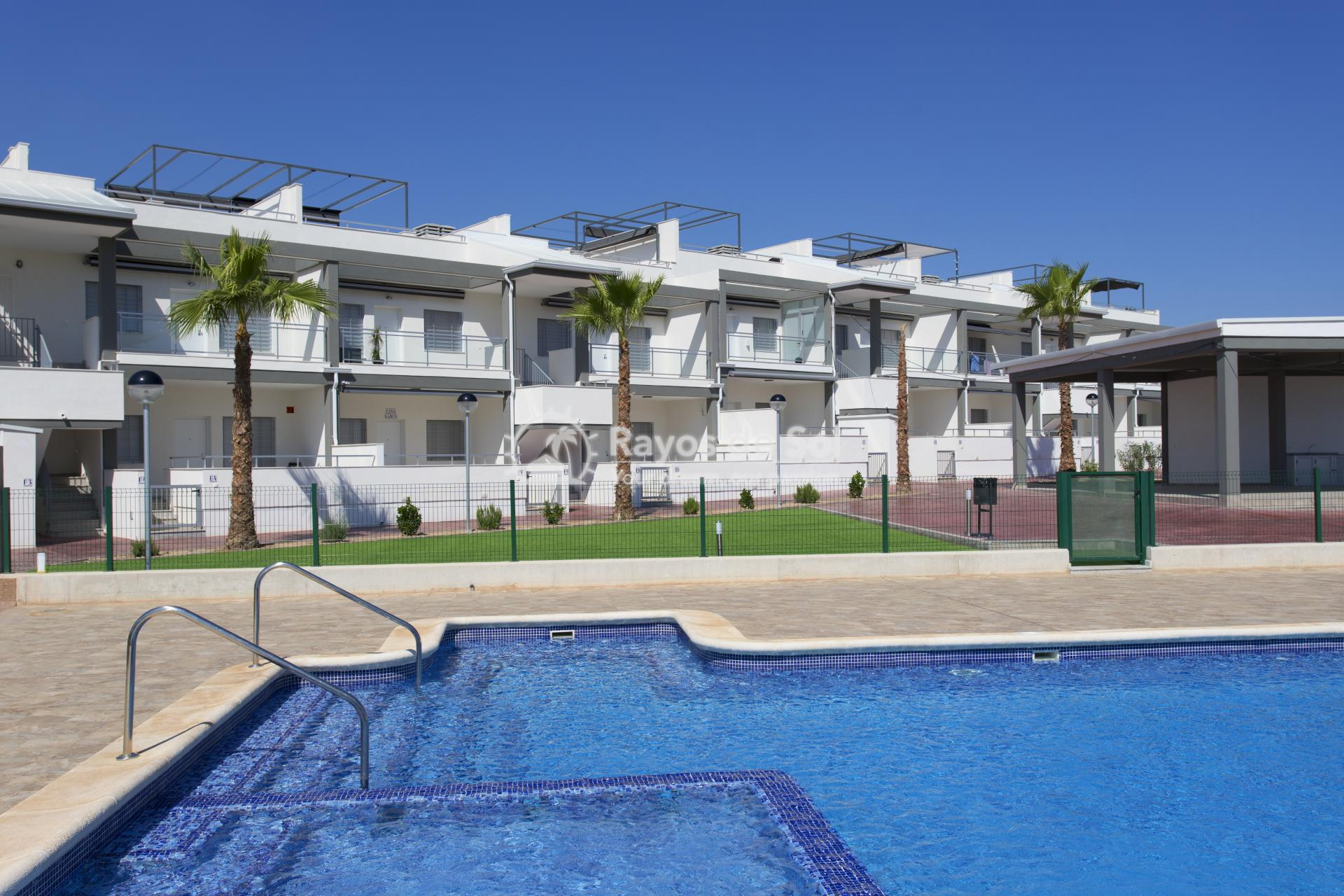 Ground floor apartment  in La Florida, Orihuela Costa, Costa Blanca (LFLOP2-2B) - 23