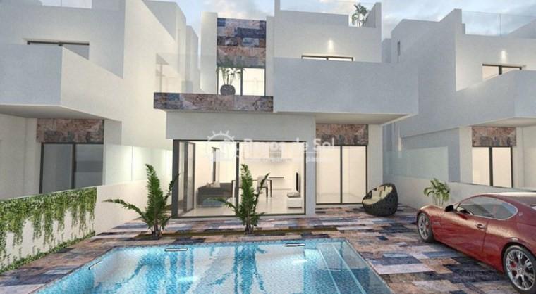 Modern villa  in Villamartin, Costa Blanca (VIINGH3-3) - 24