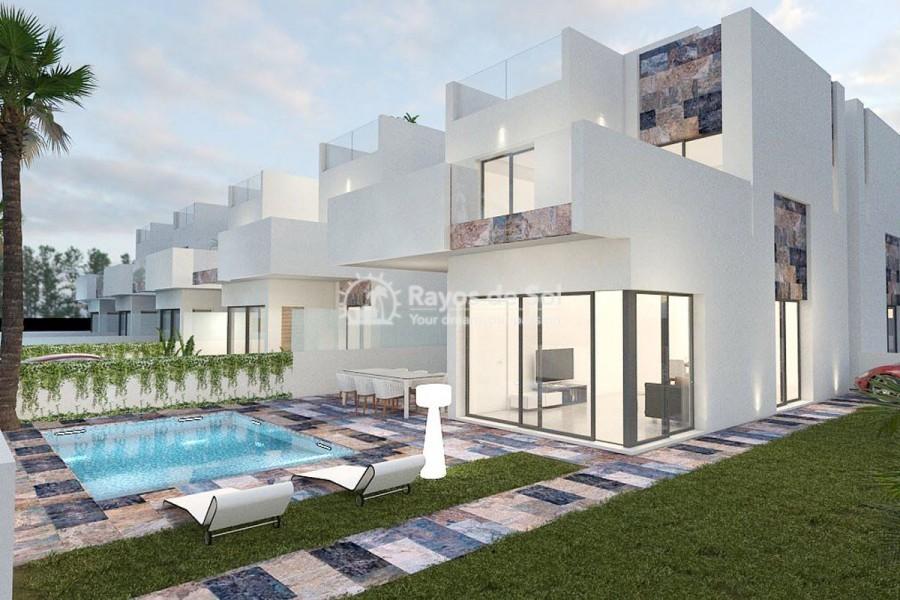 Modern villa  in Villamartin, Costa Blanca (VIINGH3-3) - 25