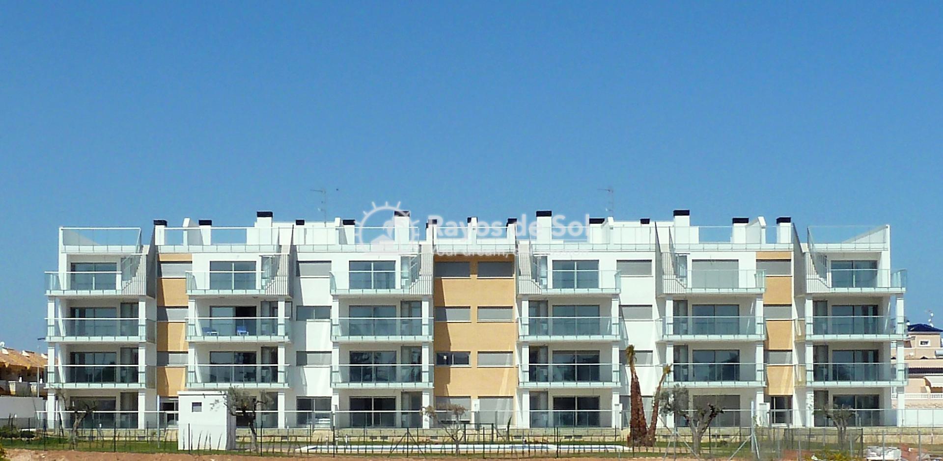 Penthouse  in Villamartin, Costa Blanca (VIVG2-2P) - 1
