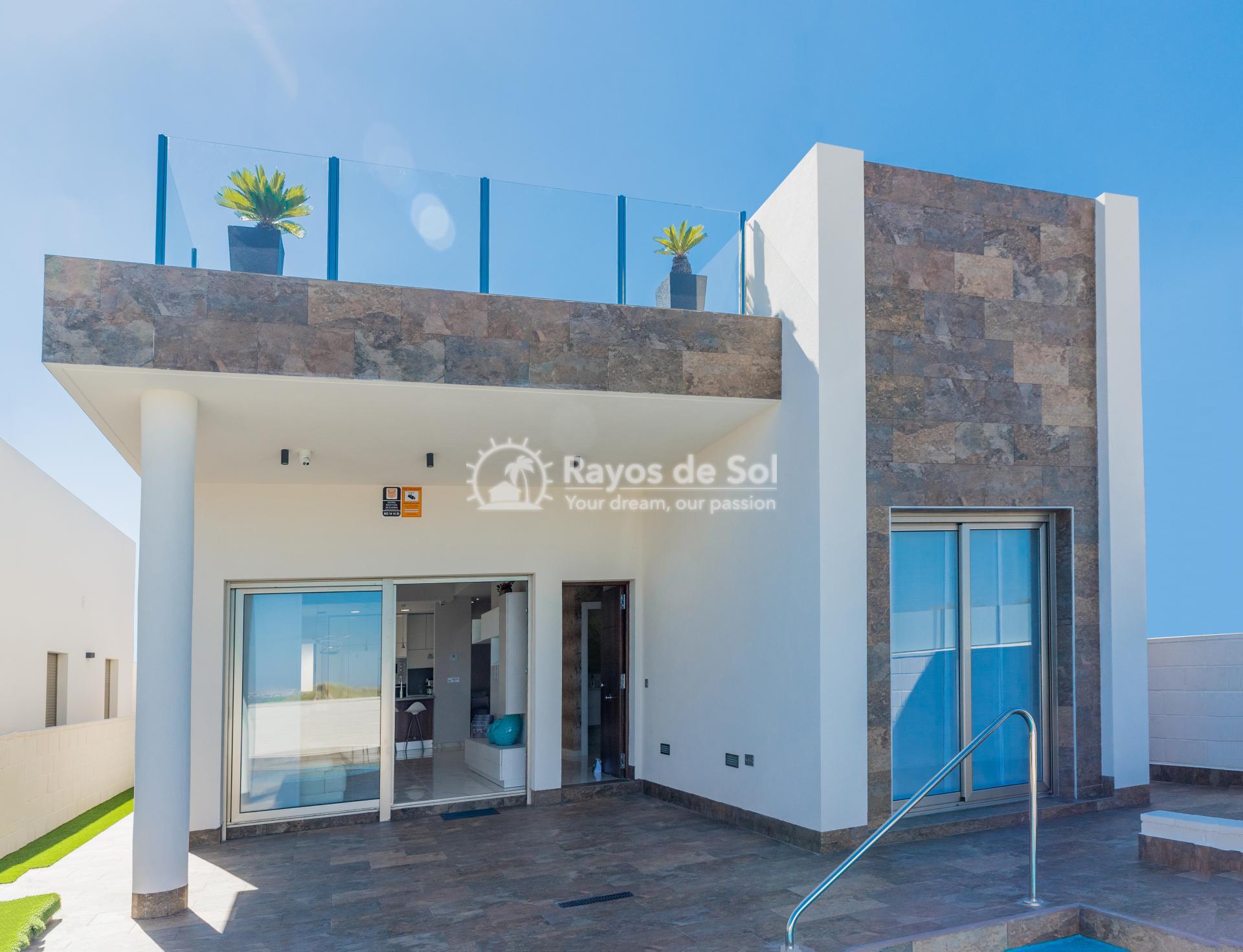 Modern villa  in Villamartin, Costa Blanca (VIINPP3-2) - 1