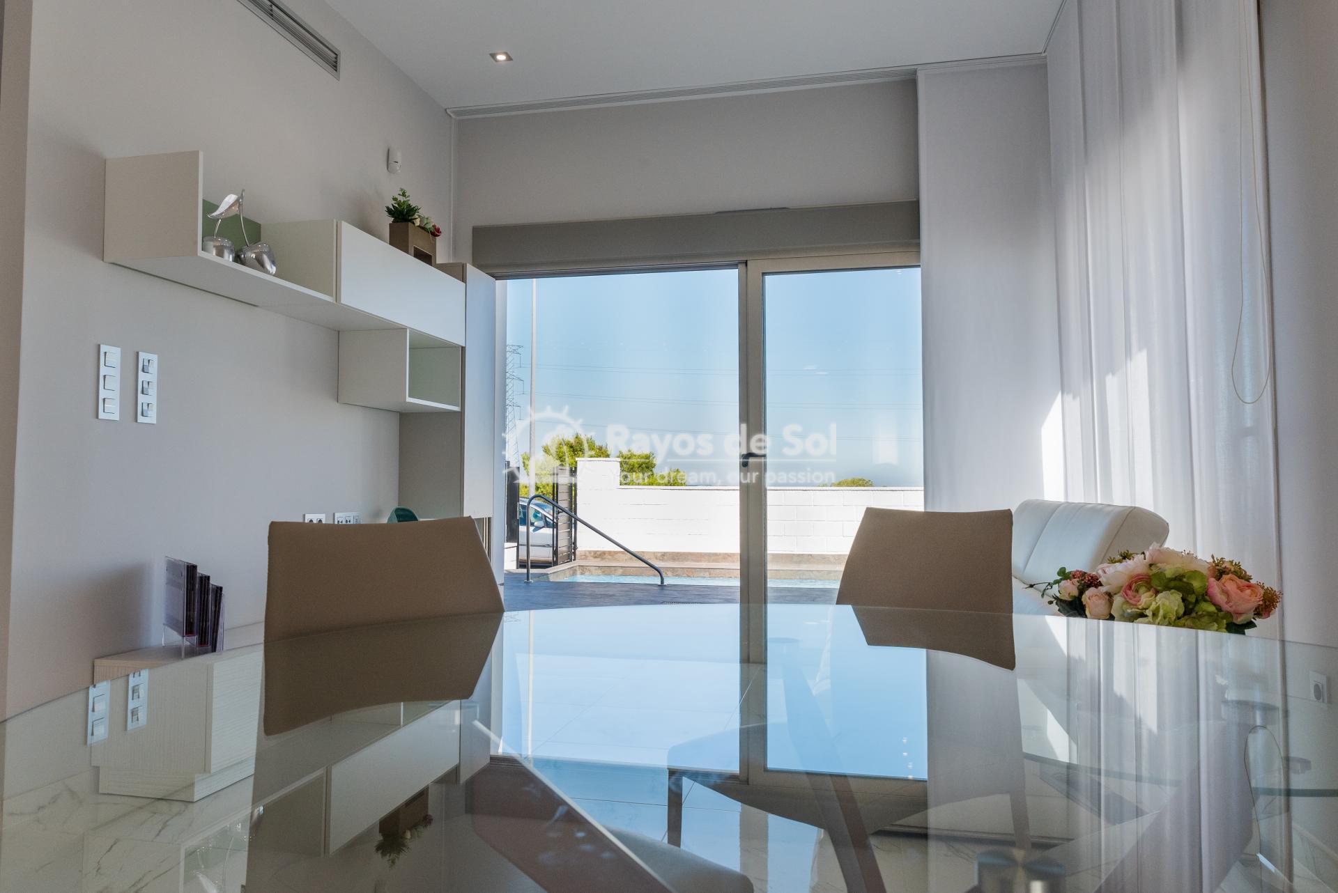 Modern villa  in Villamartin, Costa Blanca (VIINPP3-2) - 12