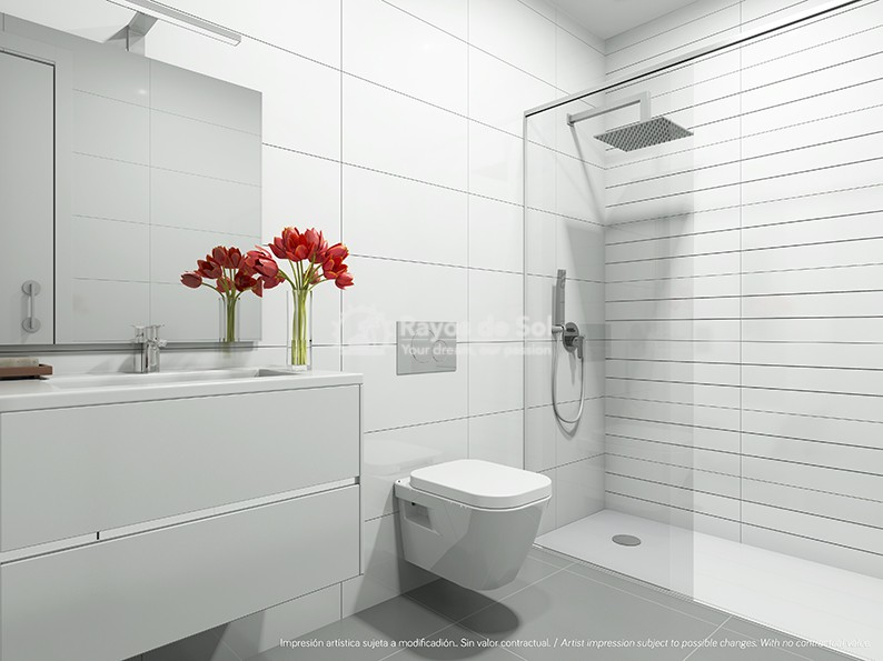 Modern ground floor apartments  in Villamartin, Costa Blanca (VIRPC3-2B) - 7
