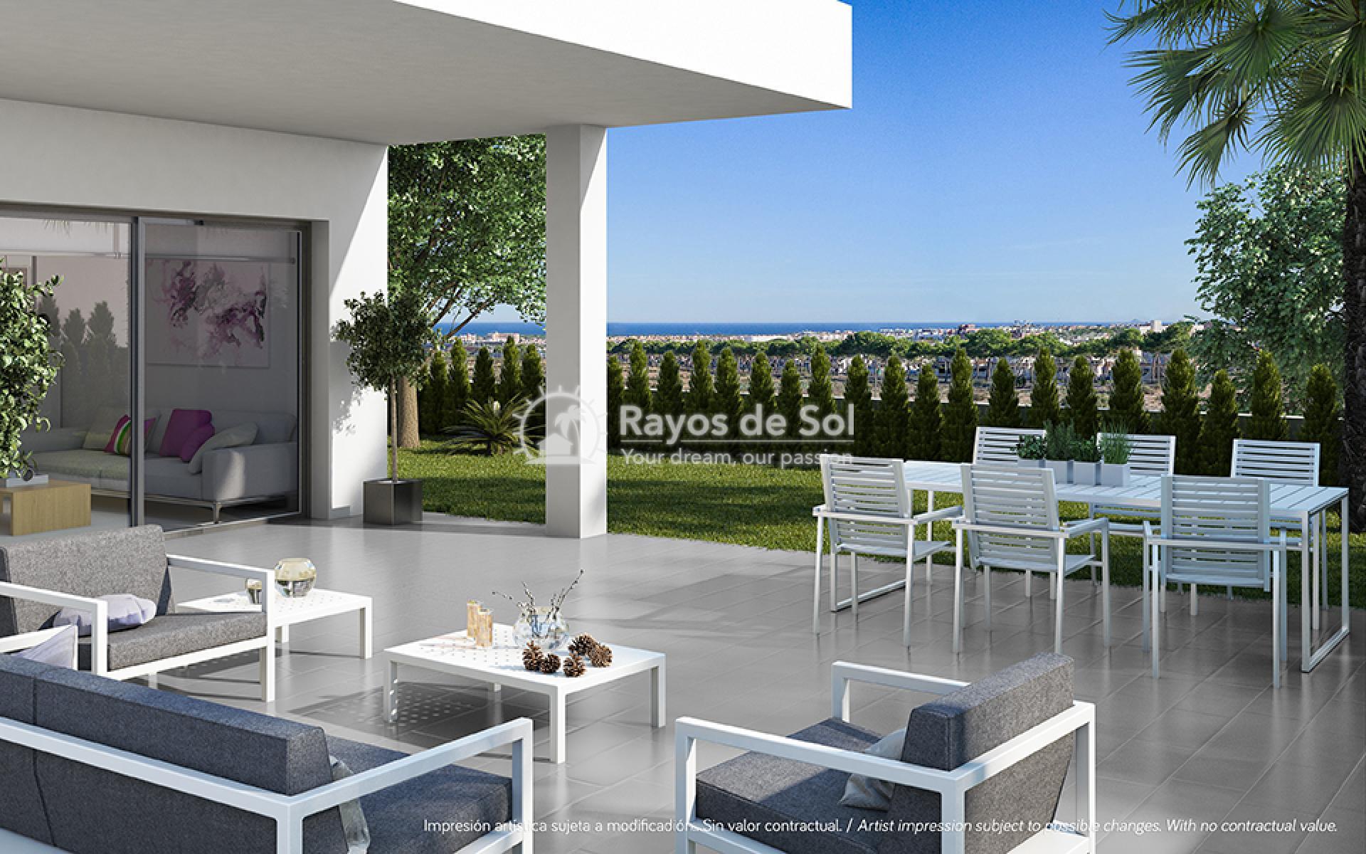 Modern ground floor apartments  in Villamartin, Costa Blanca (VIRPC3-2B) - 10