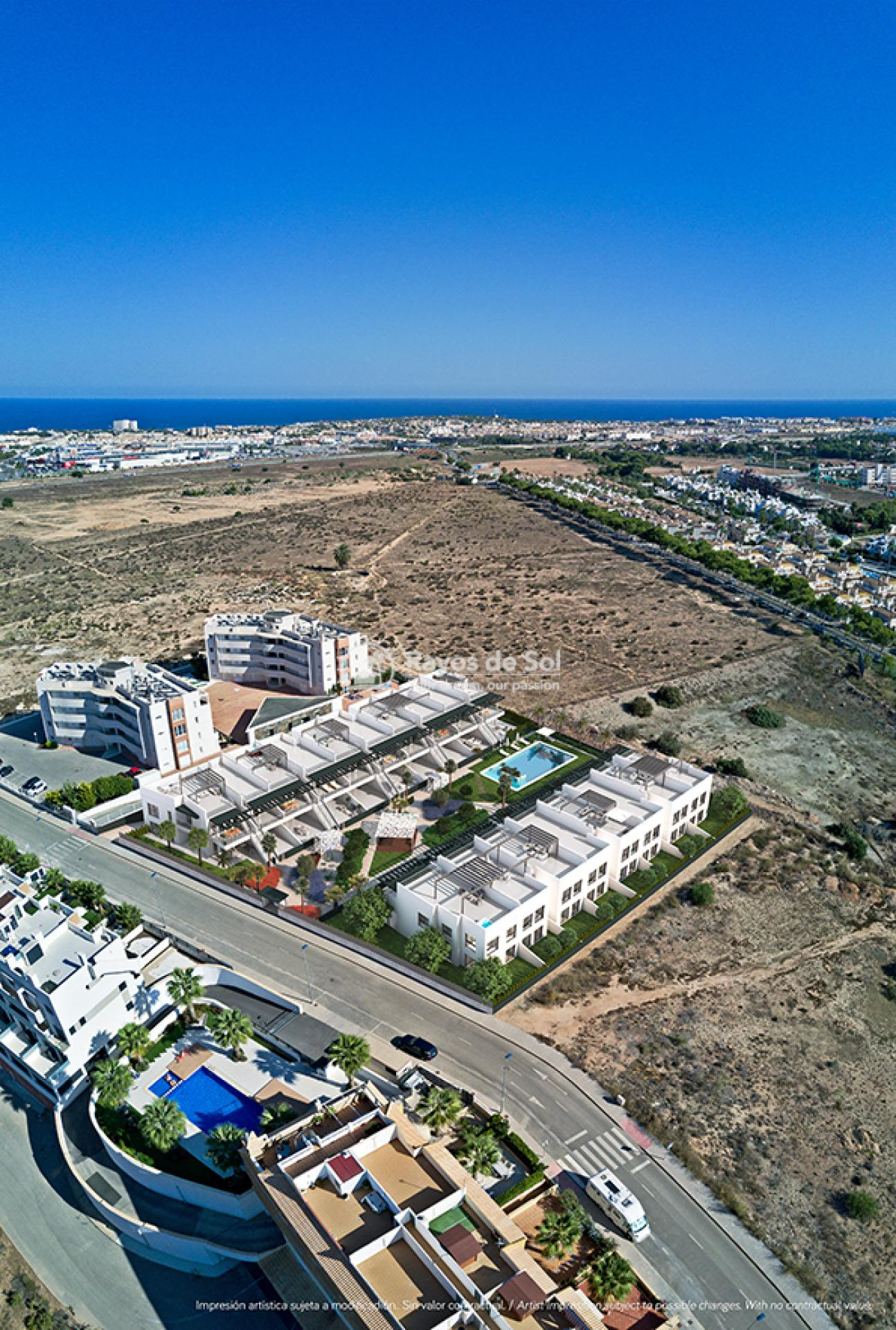 Modern ground floor apartments  in Villamartin, Orihuela Costa, Costa Blanca (VIRPC3-2B) - 12