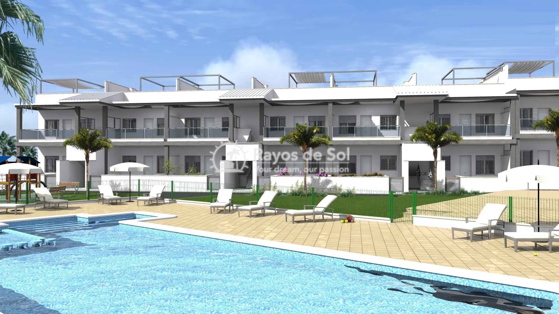 Semi-detached villa  in La Florida, Orihuela Costa, Costa Blanca (LFLOP3-3D) - 15