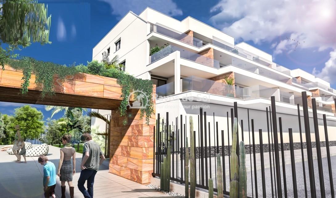 Modern apartments  in Villamartin, Orihuela Costa, Costa Blanca (villacostaclub-2d) - 2