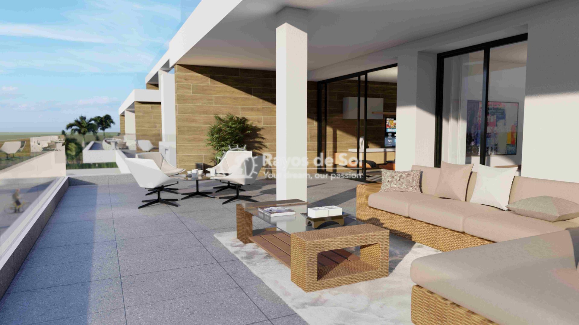 Modern apartments  in Villamartin, Orihuela Costa, Costa Blanca (villacostaclub-2d) - 7
