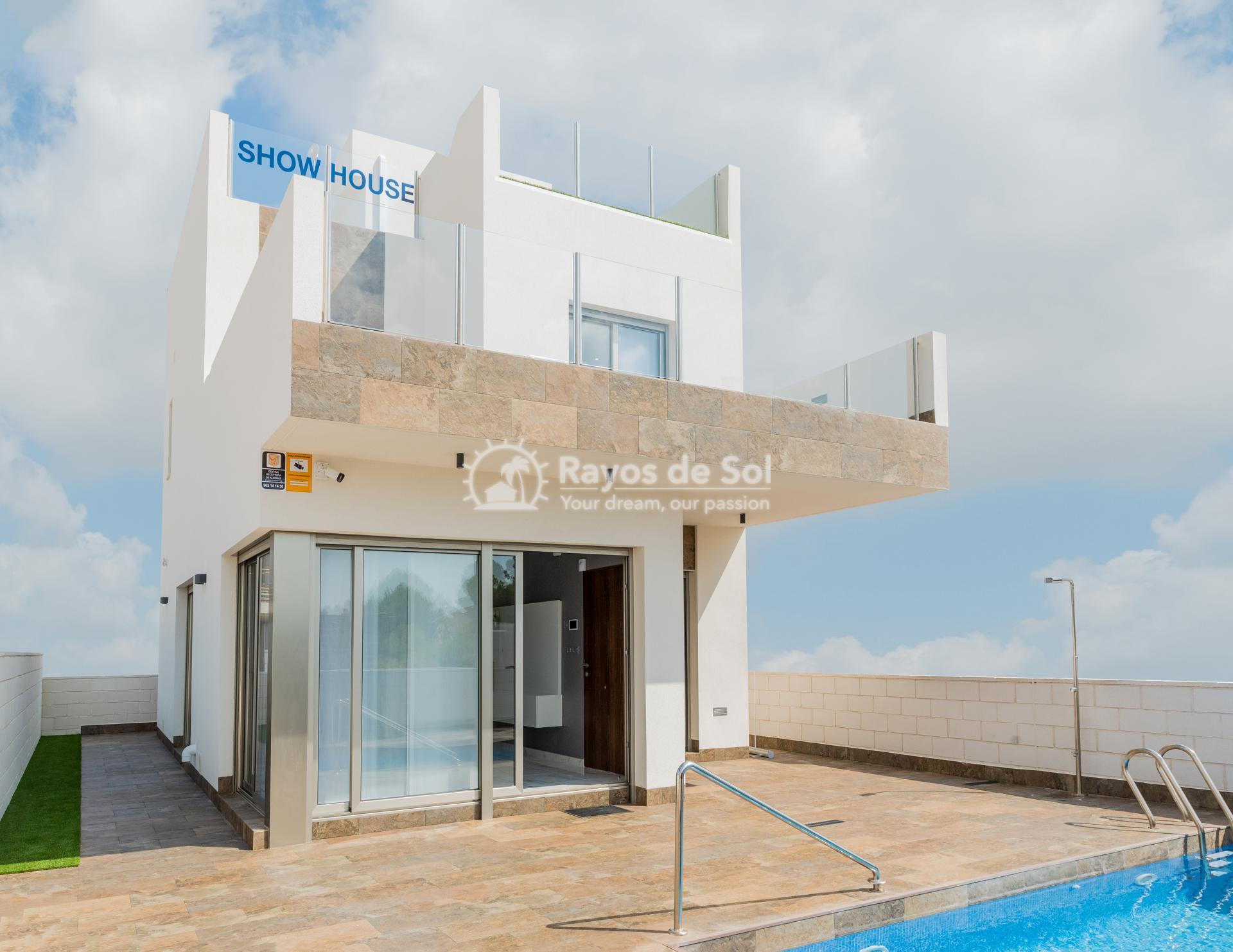 Modern villa  in Villamartin, Costa Blanca (VIINPPD3-3) - 2