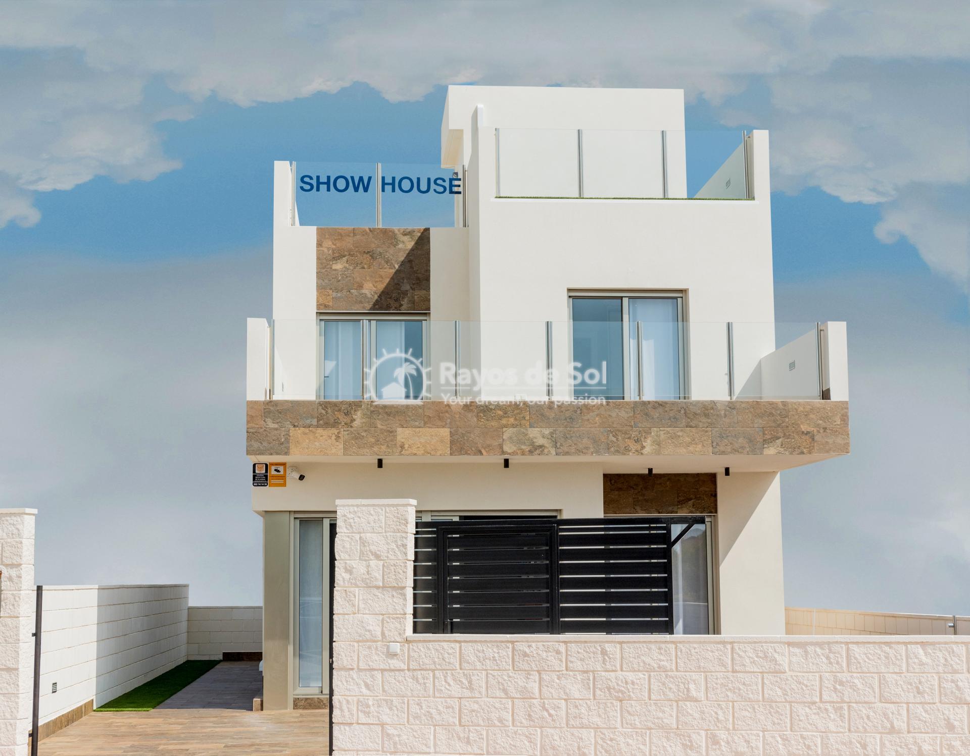 Modern villa  in Villamartin, Costa Blanca (VIINPPD3-3) - 3