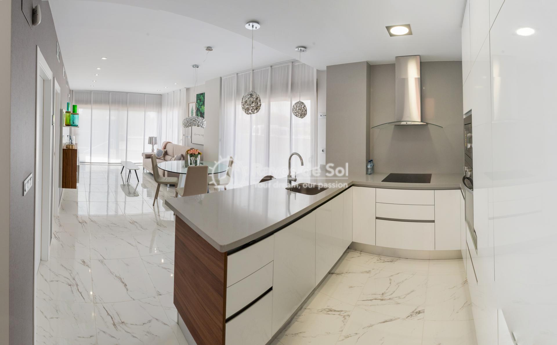 Modern villa  in Villamartin, Costa Blanca (VIINPPD3-3) - 11
