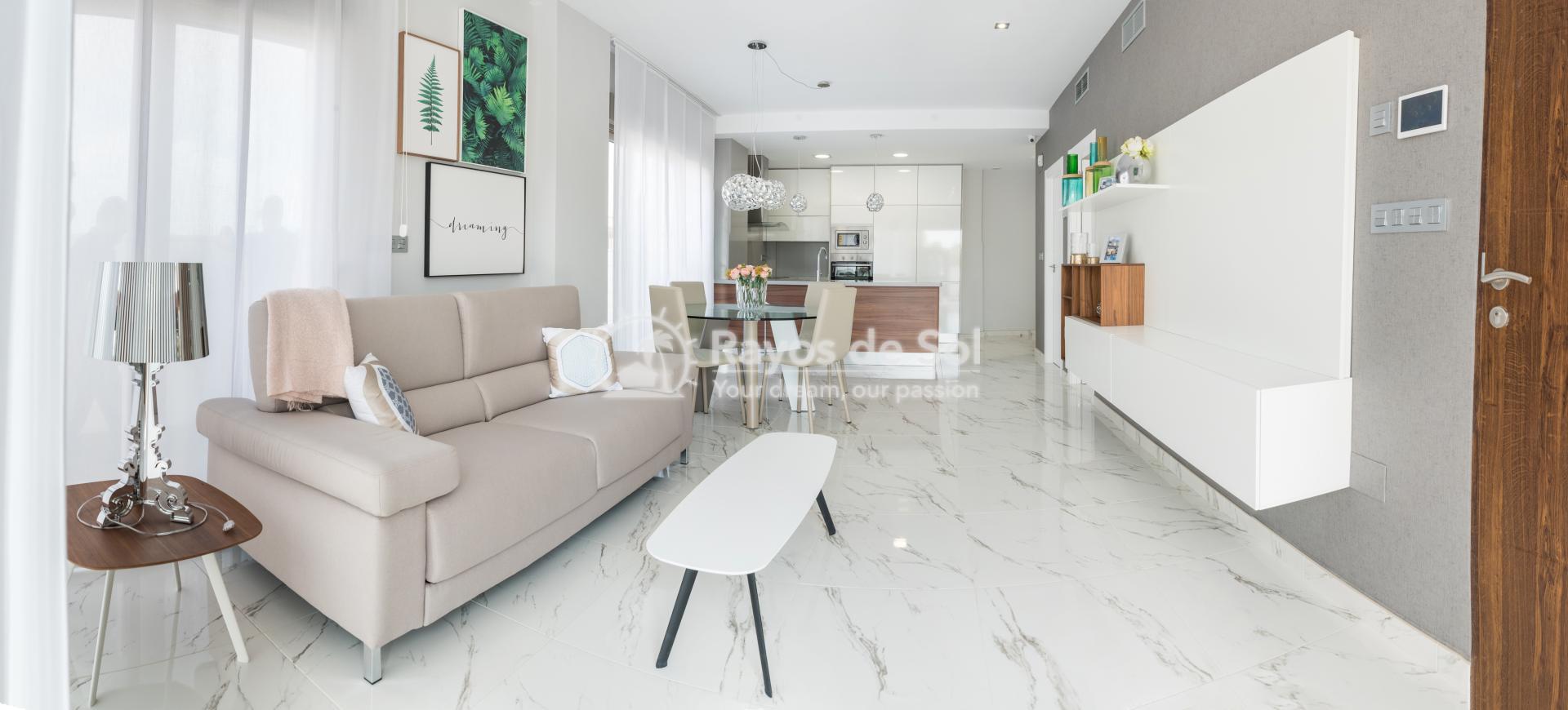 Modern villa  in Villamartin, Costa Blanca (VIINPPD3-3) - 7