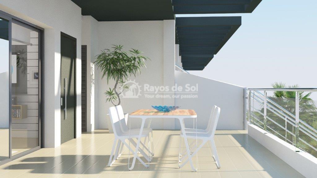 Modern penthouse  in Villamartin, Orihuela Costa, Costa Blanca (VIRPC3-2P) - 6