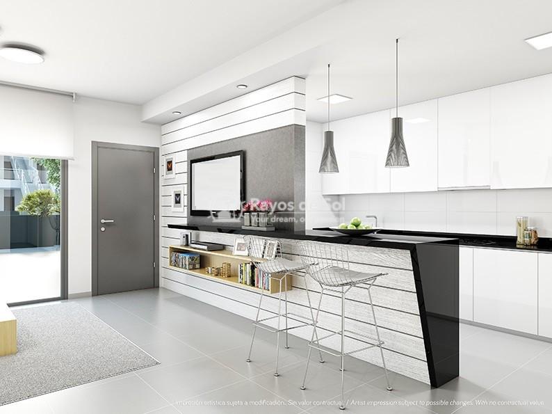 Modern penthouse  in Villamartin, Orihuela Costa, Costa Blanca (VIRPC3-2P) - 3