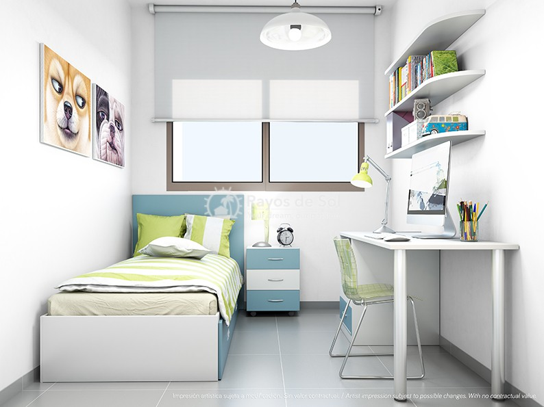 Modern penthouse  in Villamartin, Costa Blanca (VIRPC3-2P) - 9