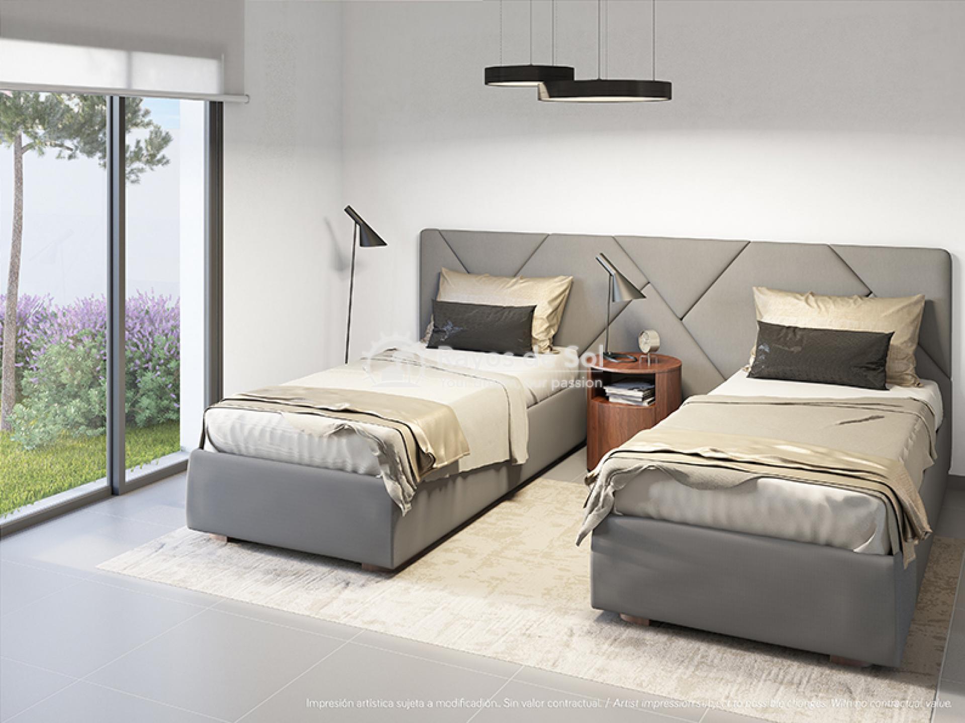 Modern penthouse  in Villamartin, Orihuela Costa, Costa Blanca (VIRPC3-2P) - 11