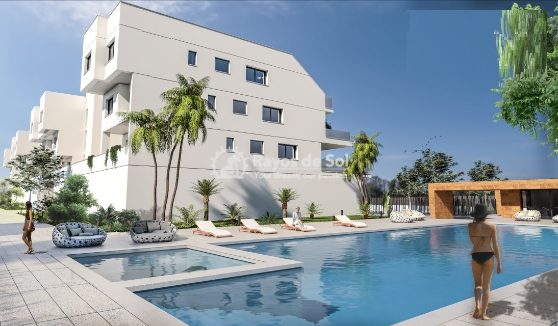 Penthouse  in Villamartin, Orihuela Costa, Costa Blanca (villacostaclub-PH) - 2