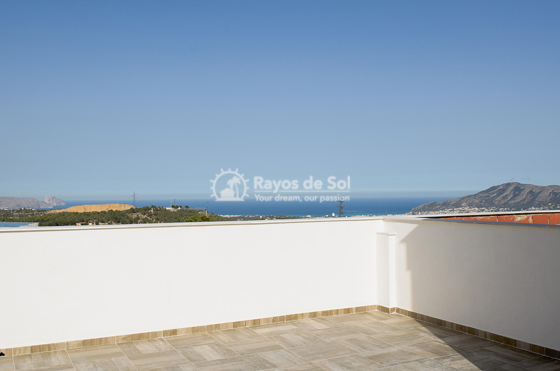 Penthouse  in Polop, Costa Blanca (POSUDB3-2P) - 18