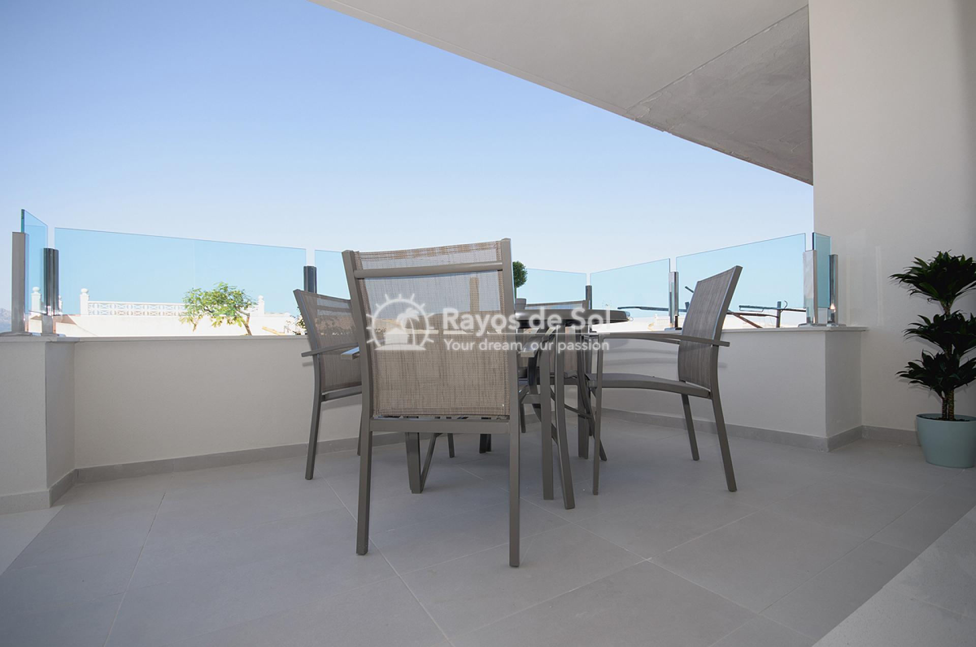 Penthouse  in Polop, Costa Blanca (POSUDB3-2P) - 7