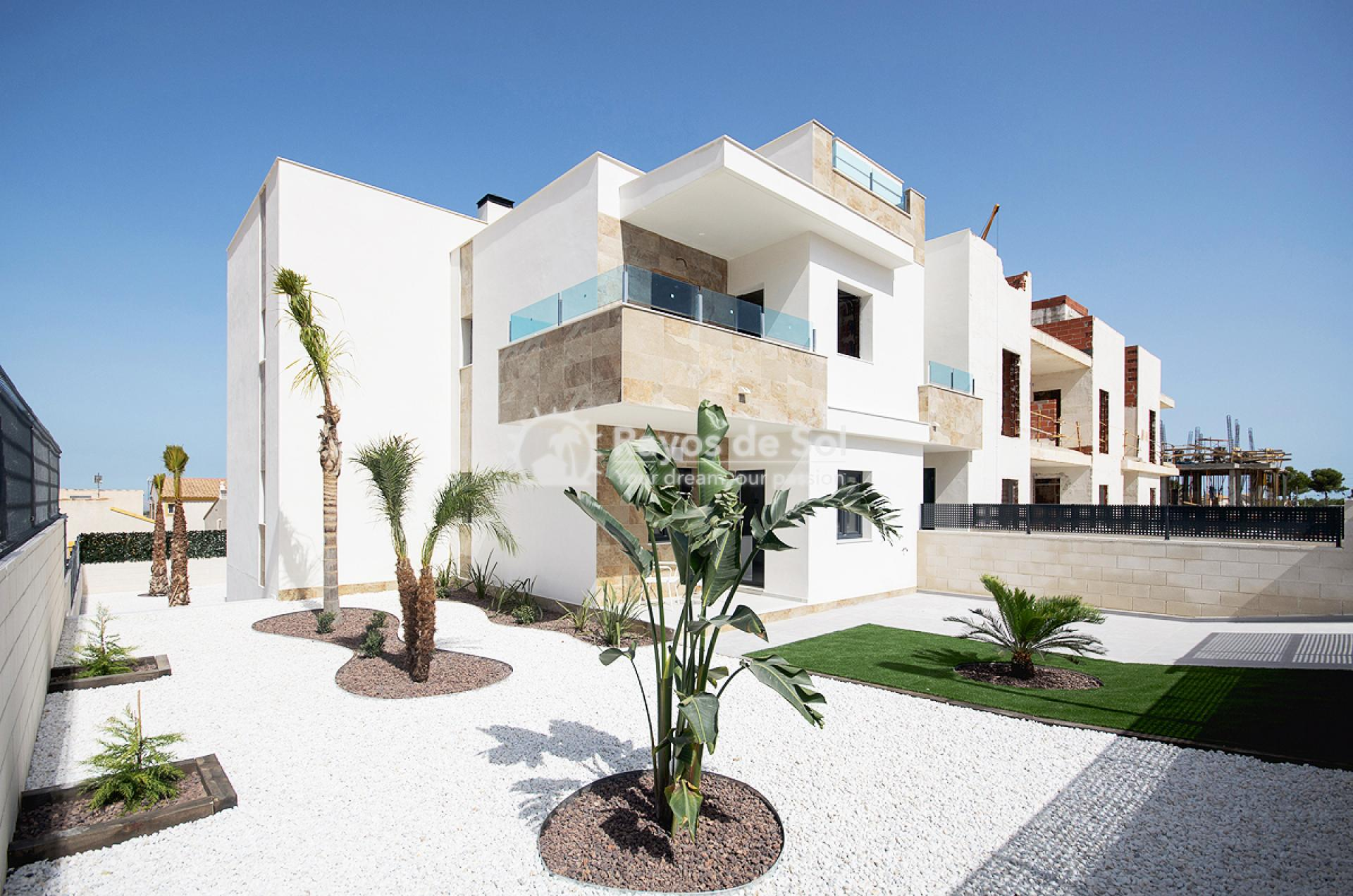 Penthouse  in Polop, Costa Blanca (POSUDB3-2P) - 1