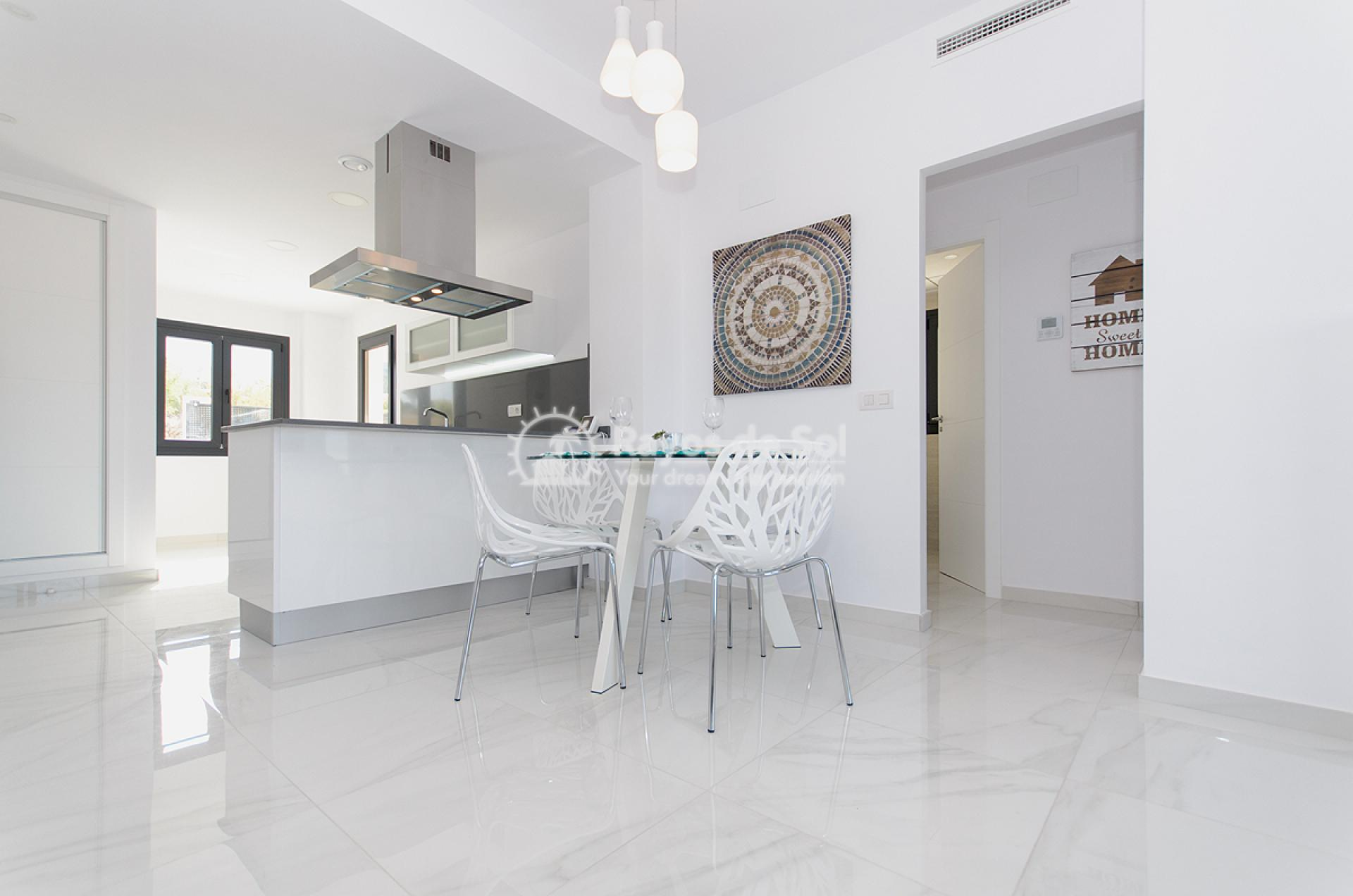 Ground floor apartment  in Polop, Costa Blanca (POSUDB3-2B) - 7