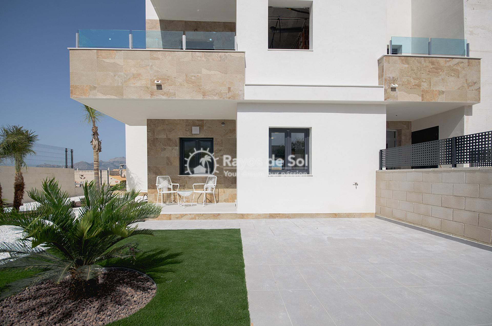Ground floor apartment  in Polop, Costa Blanca (POSUDB3-2B) - 2