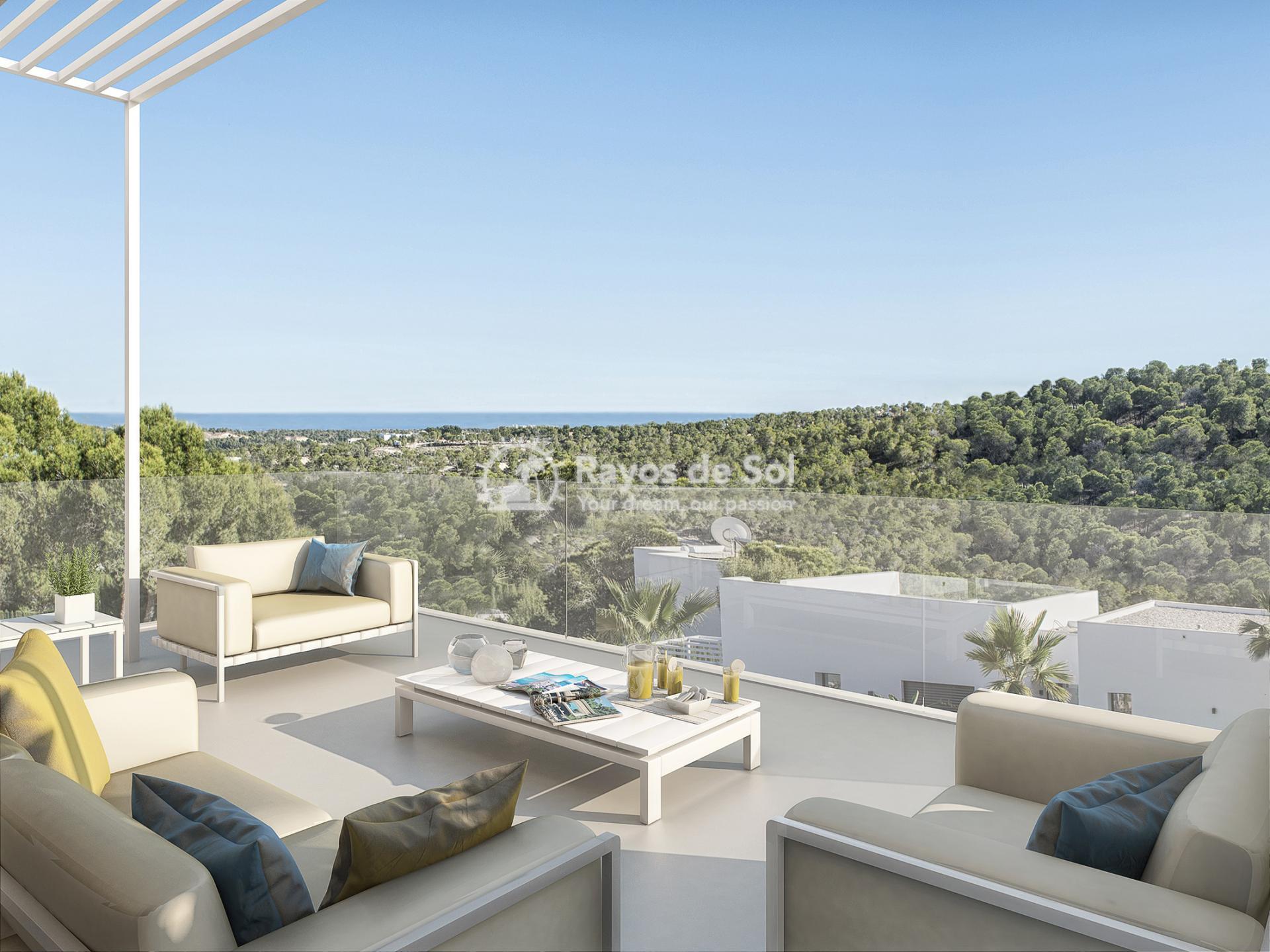 Apartment  in Las Colinas, Orihuela Costa, Costa Blanca (LCMANA3-2D) - 1