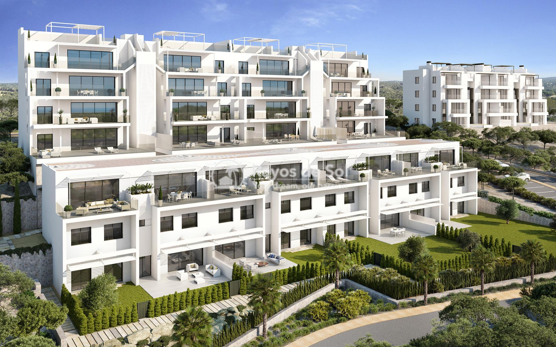 Apartment  in Las Colinas, Orihuela Costa, Costa Blanca (LCMANA3-2D) - 2